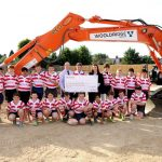 Berkeley Homes sponsoring the Finchley Rugby Club