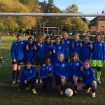 Fleet Town U12 Girls