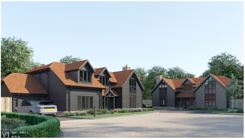 Beauview Barns, Banstead