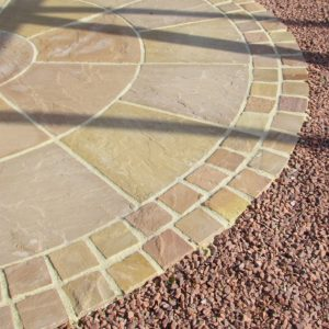 Paving - Natural Sandstone